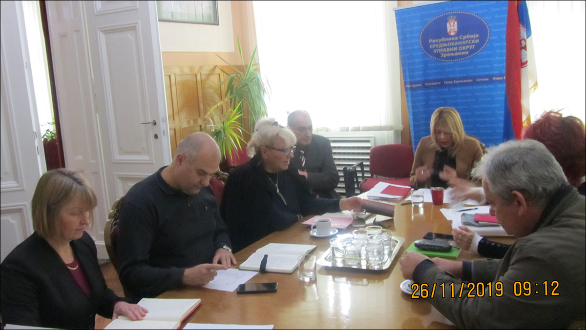Osmi kolegijum sa rukovodiocima inspekcija