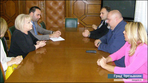 Министарка Славица Ђукић Дејановић посетила Зрењанин и Житиште