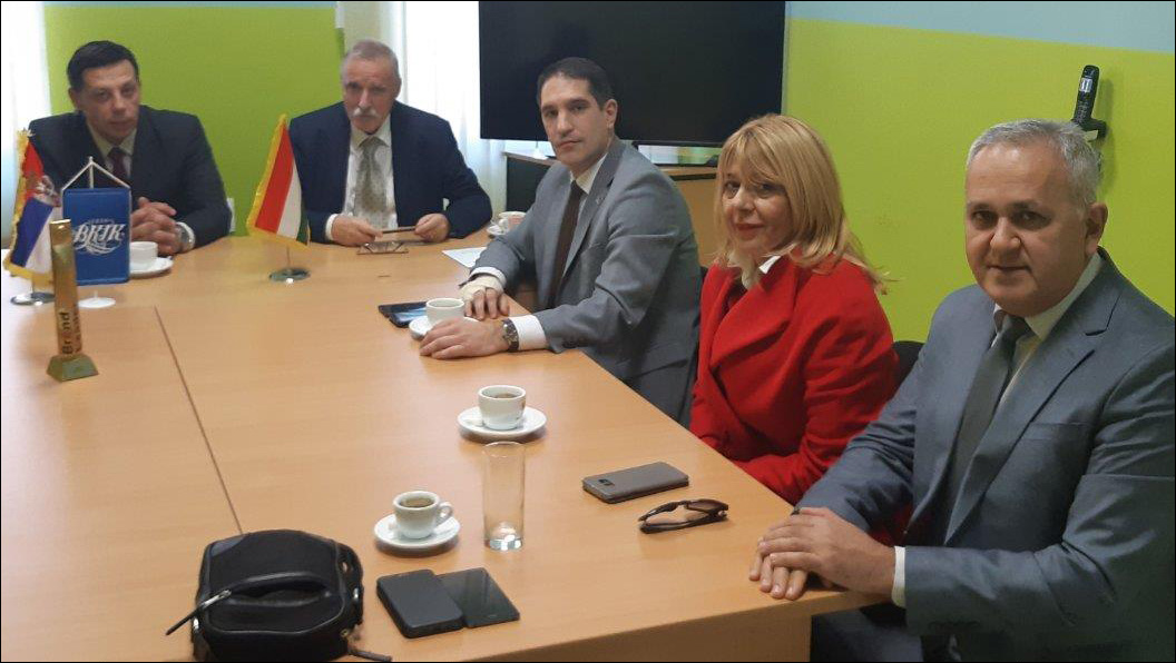 Novi Bečej dobio kancelariju Privredne komore Budimpešte