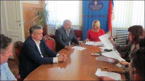Одржана шеста седница Савета Средњобанатског управног округа