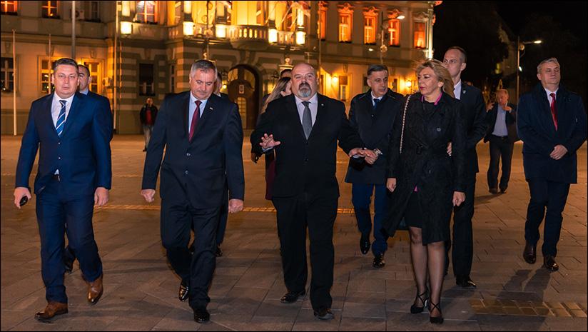 Председник Владе Републике Српске посетио Зрењанин