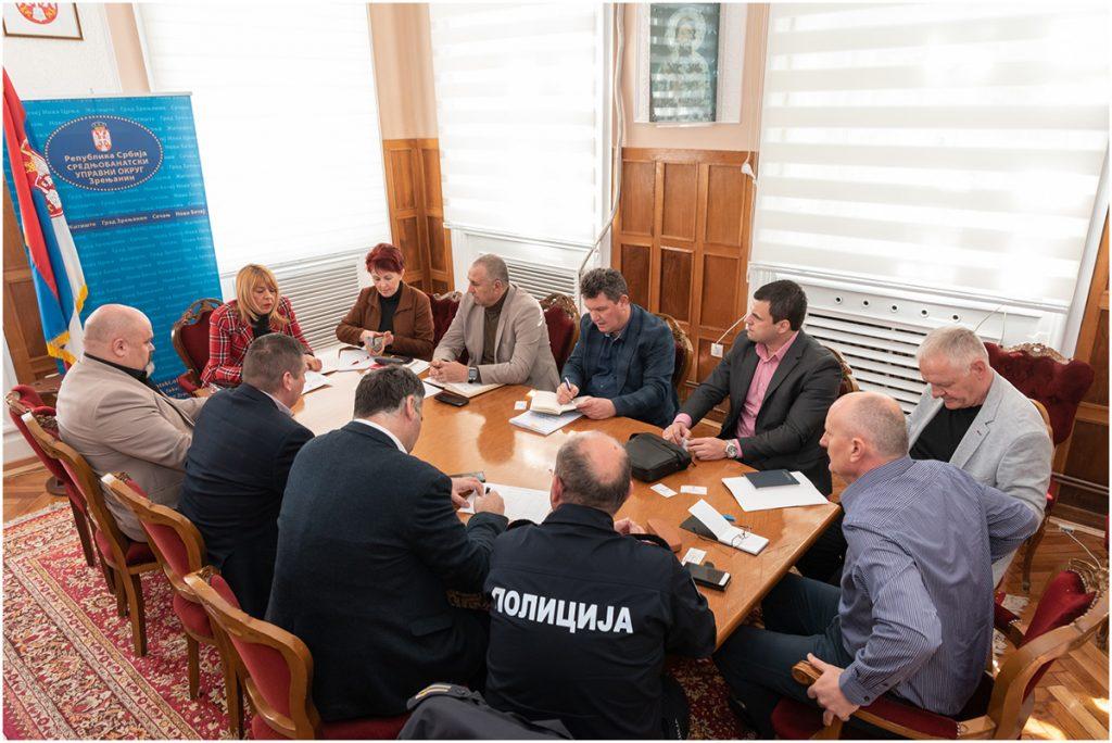 Zeleznice Srbije Srednjobanatski upravni okrug