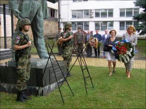 ОБЕЛЕЖЕН ДАН УСТАНКА НАРОДА СРБИЈЕ У ДРУГОМ СВЕТСКОМ РАТУ