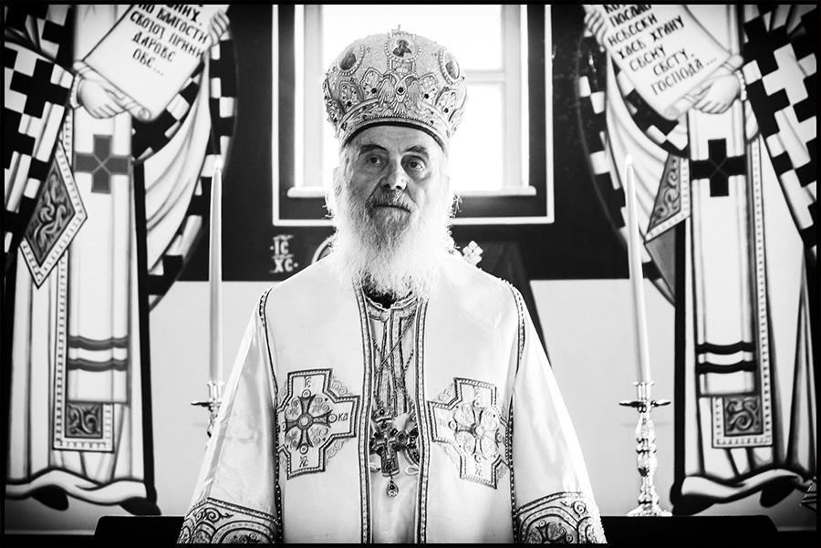 patrijarh srpski irinej zrenjanin s