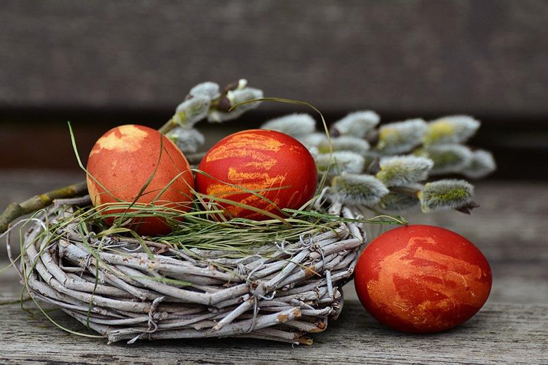 Ускршња јаја Насловна