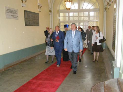 Посета делегације из Ногинска - Руска федерација