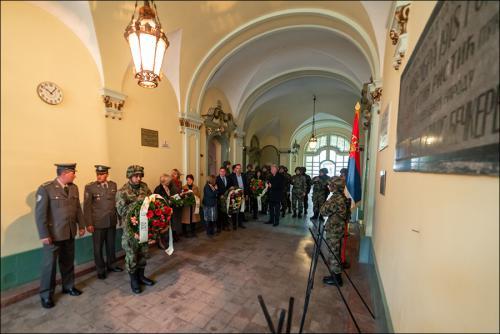 Обележен Дан примирја у Првом светском рату у Зрењанину